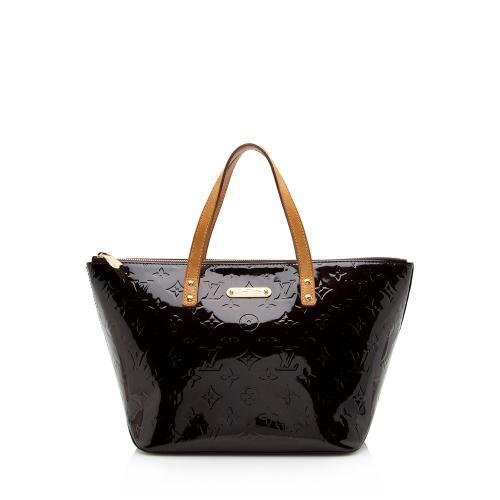 Louis Vuitton Monogram Vernis Bellevue PM Tote