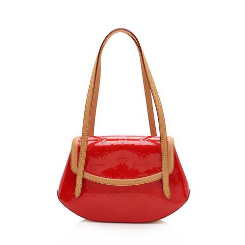 Louis Vuitton Monogram Vernis Biscayne Bay PM Shoulder Bag