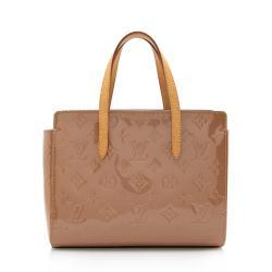 Louis Vuitton Monogram Vernis Catalina BB Tote