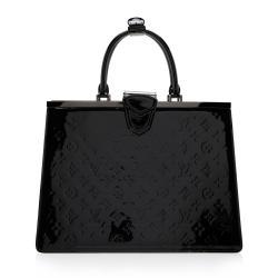 Louis Vuitton Monogram Vernis Deesse GM Satchel