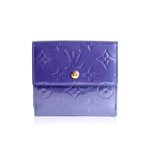 Louis Vuitton Monogram Vernis Elise Wallet