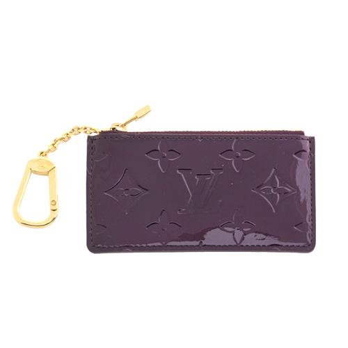 Louis Vuitton Monogram Vernis Key Pouch