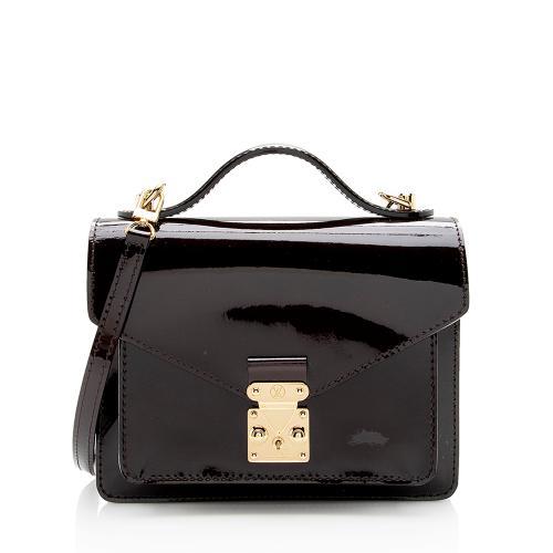 Louis Vuitton Monogram Vernis Monceau BB Shoulder Bag