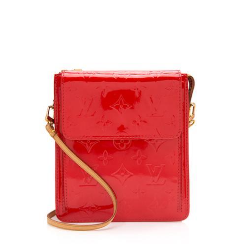 Louis Vuitton Monogram Vernis Mott Shoulder Bag