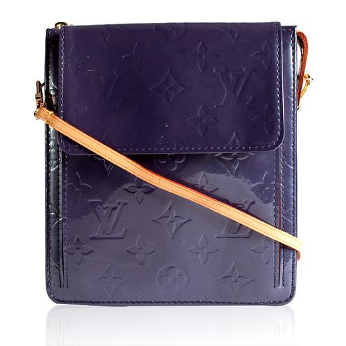 Louis Vuitton Monogram Vernis Mott Shoulder Handbag