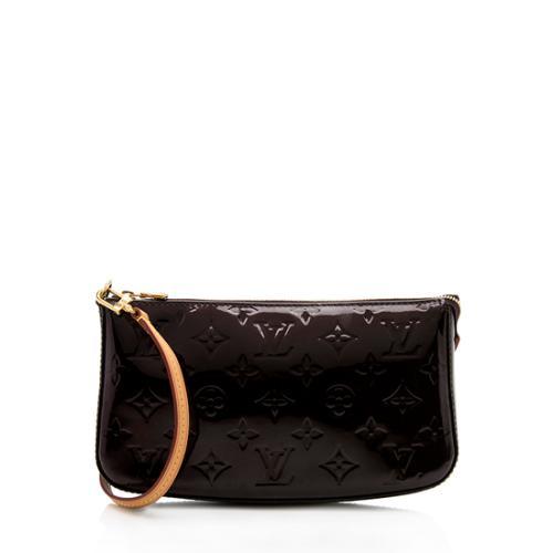 Louis Vuitton Monogram Vernis Pochette Accessoires