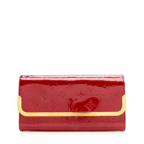 Louis Vuitton Monogram Vernis Rossmore MM Shoulder Bag
