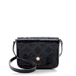 Louis Vuitton Monogram Vernis Sac Lucie Mini Shoulder Bag