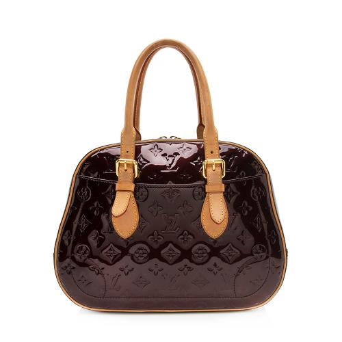 Louis Vuitton Monogram Vernis Summit Drive Satchel