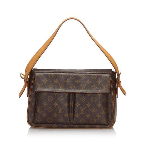 Louis Vuitton Monogram Canvas Viva Cite GM Shoulder Bag