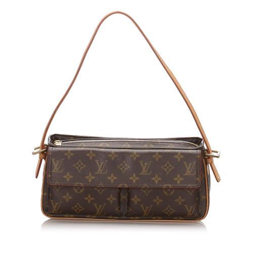 Louis Vuitton Monogram Canvas Viva Cite MM Shoulder Bag
