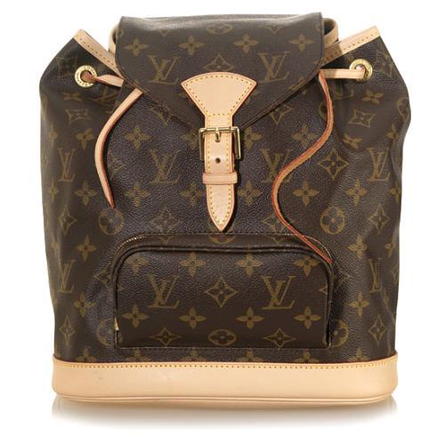 Louis Vuitton Montsouris MM Handbag