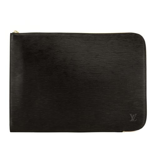 Louis Vuitton Epi Leather Poche Documents Portfolio