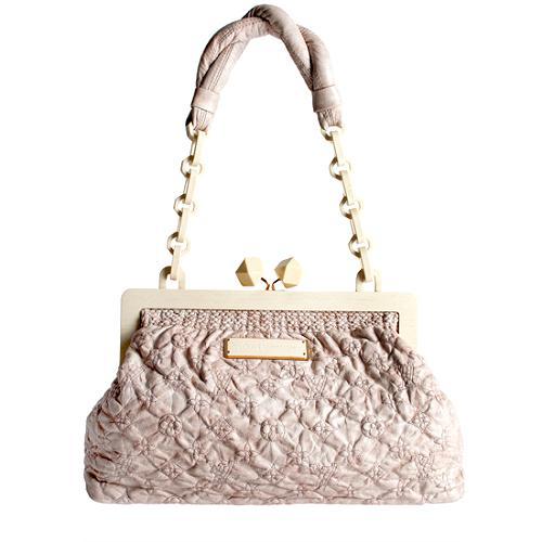 Louis Vuitton Olympe Nimbus Cirrus Handbag