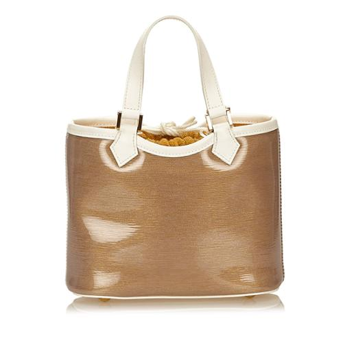 Louis Vuitton PVC Mini Lagoon Bay Tote