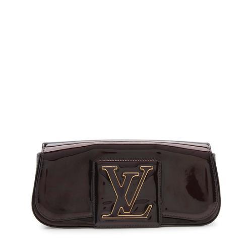 Louis Vuitton Patent Leather Sobe Clutch - FINAL SALE