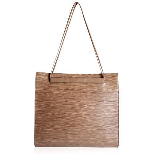 Louis Vuitton Pepper Epi Leather Saint Tropez Shoulder Handbag