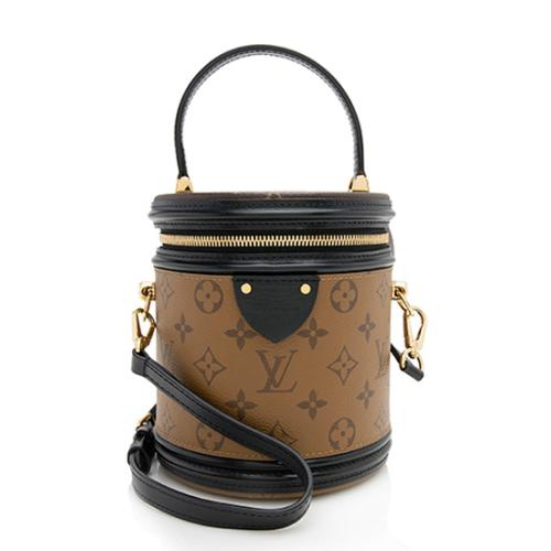 Louis Vuitton Reverse Monogram Cannes Shoulder Bag