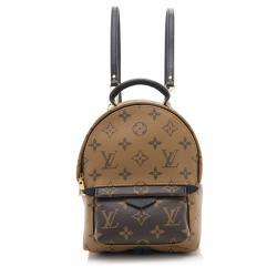 Louis Vuitton Reverse Monogram Canvas Palm Springs Mini Backpack