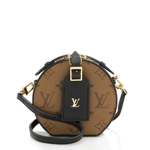 Louis Vuitton Reverse Monogram Mini Boite Chapeau Shoulder Bag