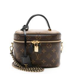 Louis Vuitton Reverse Monogram Vanity PM Shoulder Bag