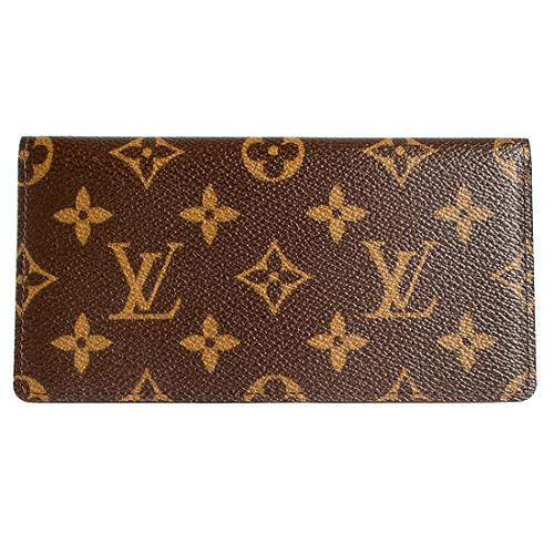 Louis Vuitton Simple Checkbook Cover