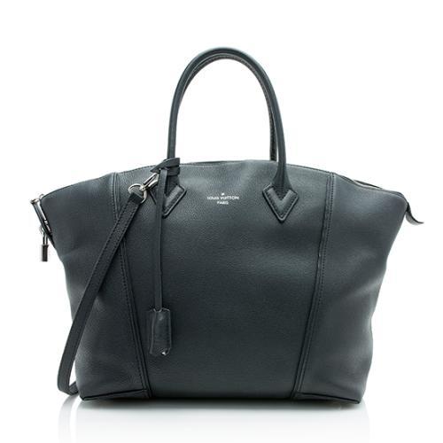 Louis Vuitton Soft Lockit MM Satchel - FINAL SALE e090c6db3e34e