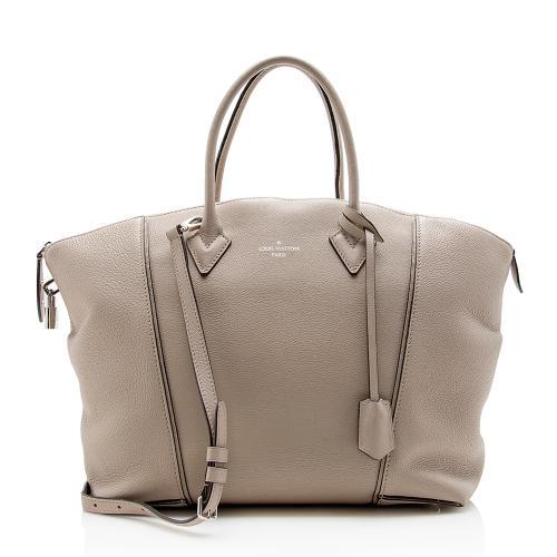 Louis Vuitton Soft Lockit MM Satchel - FINAL SALE