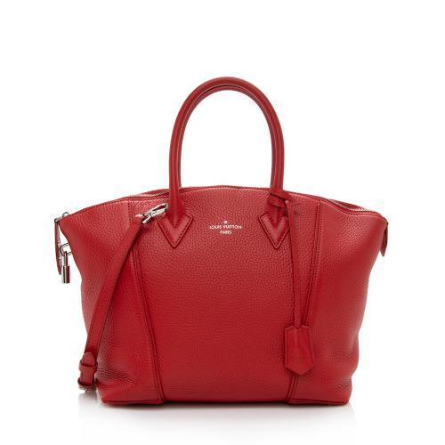 Louis Vuitton Soft Lockit PM Satchel