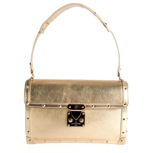 Louis Vuitton Suhali LAimable Leather Shoulder Handbag