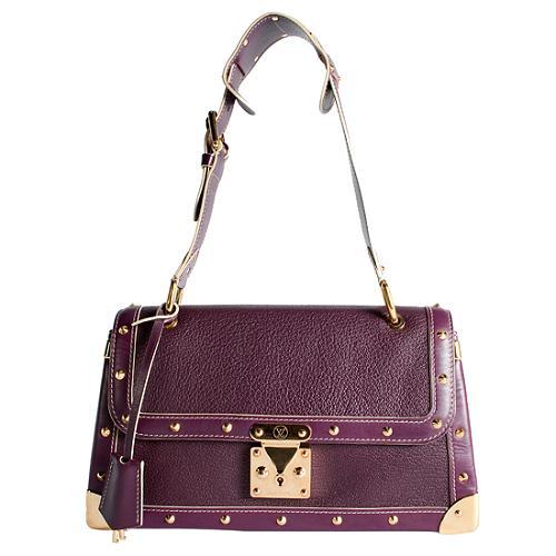 Louis Vuitton Suhali Leather Le Talentueux Shoulder Handbag