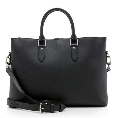 Louis Vuitton Taiga Leather Anton Soft Briefcase