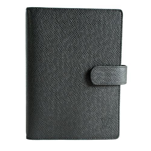 Louis Vuitton Taiga Leather Medium Agenda Cover