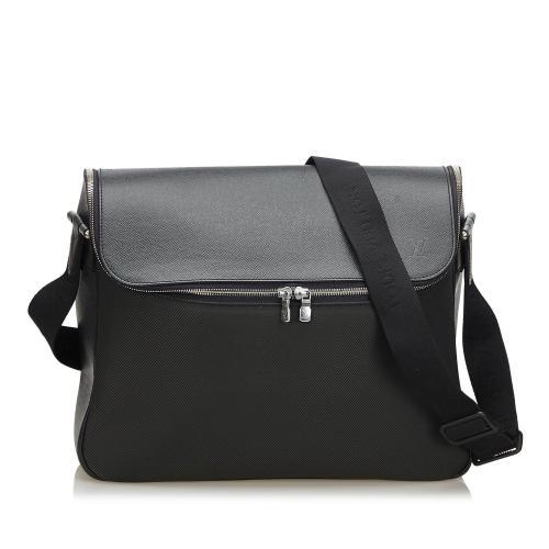 Louis Vuitton Taiga Taimyr Messenger Bag