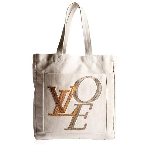 Louis Vuitton That´s Love Beaded Tote