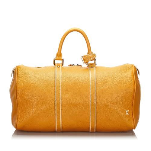 Louis Vuitton Tobago Keepall 50 Duffel Bag