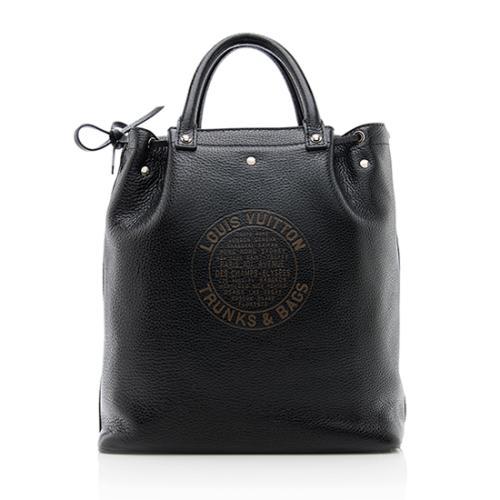 Louis Vuitton Tobago Leather Shoe Tote