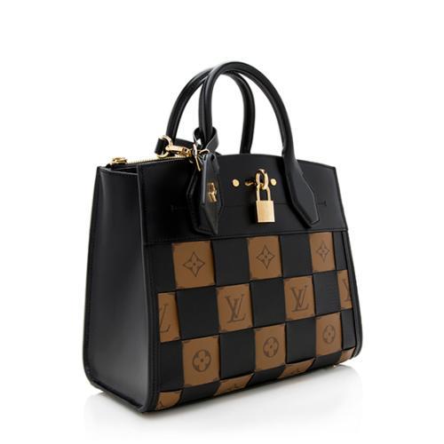 Louis Vuitton Truffage City Steamer PM Satchel