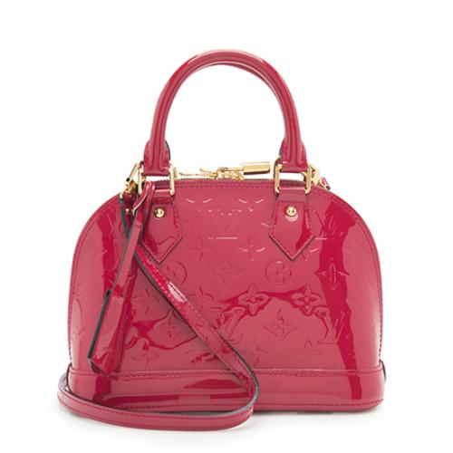 Louis Vuitton Vernis Alma BB Shoulder Bag