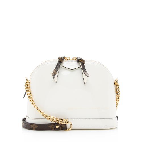 Louis Vuitton Vernis Alma Mini Shoulder Bag