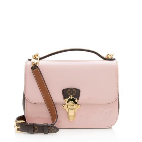 Louis Vuitton Vernis Cherrywood BB Shoulder Bag