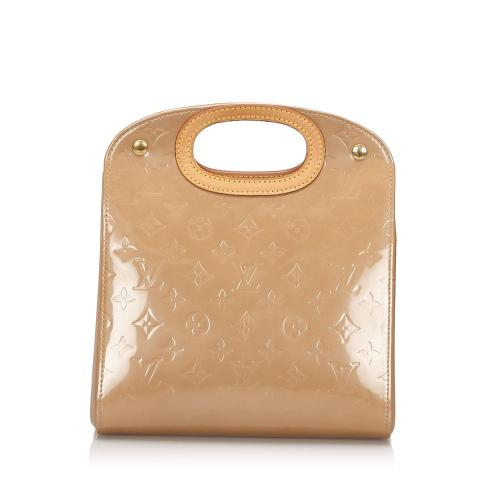 Louis Vuitton Vernis Maple Drive Satchel