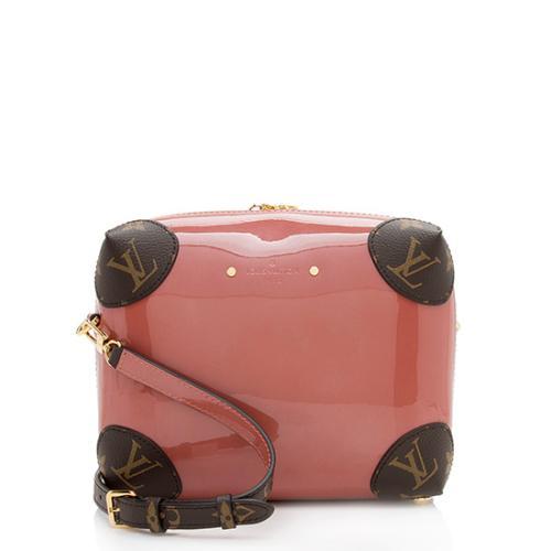 Louis Vuitton Vernis Monogram Canvas Venice Shoulder Bag