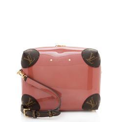 Louis Vuitton Miroir Patent Leather Venice Shoulder Bag