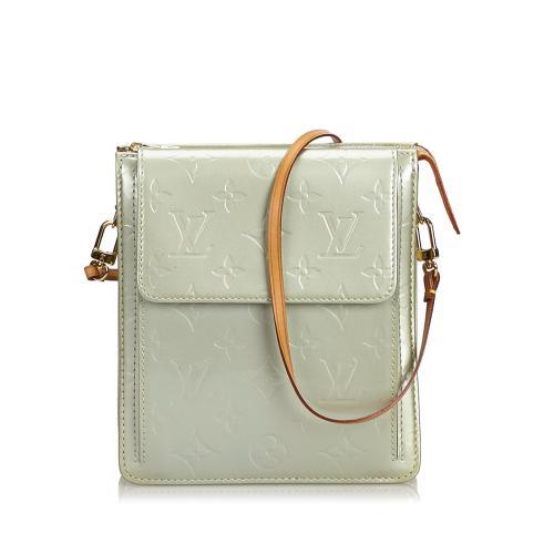 Louis Vuitton Vernis Pochette Mott Shoulder Bag