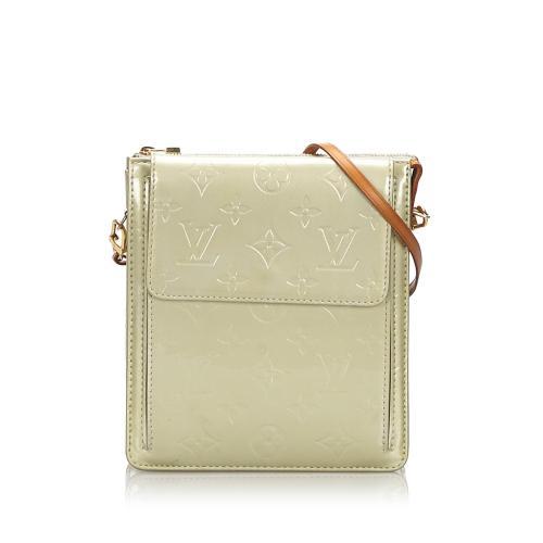 Louis Vuitton Monogram Vernis Pochette Mott Crossbody