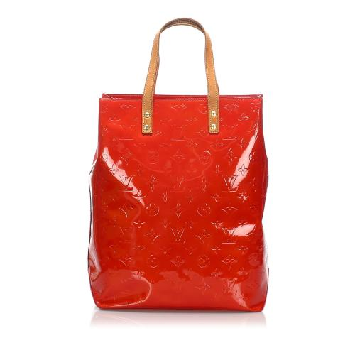 Louis Vuitton Vernis Reade MM Tote