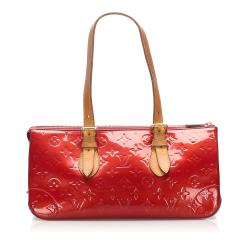 Louis Vuitton Vernis Rosewood Satchel