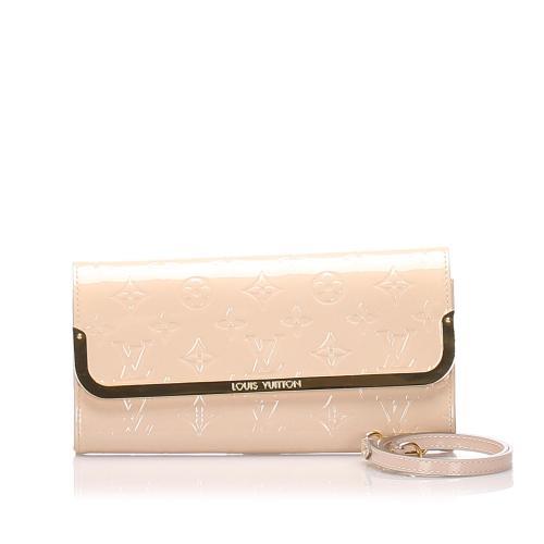 Louis Vuitton Vernis Rossmore MM Shoulder Bag