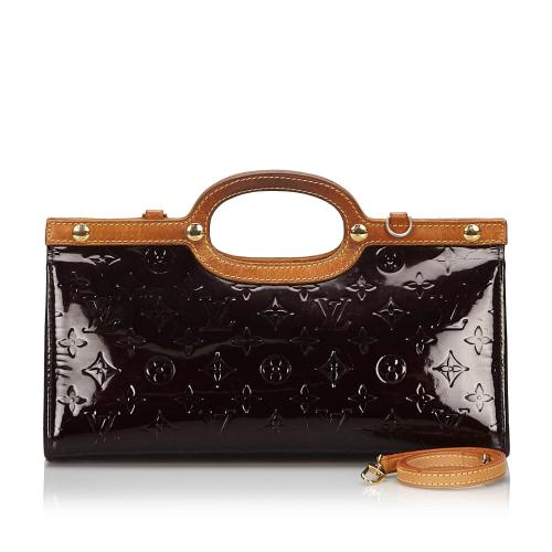 Louis Vuitton Vernis Roxbury Drive Clutch
